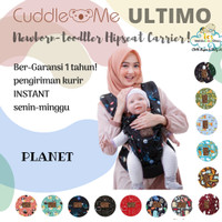 gendongan hipseat cuddle me ultimo baby carier - Planet