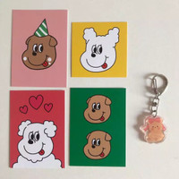 READY KEYCHAIN FOR AirPods / inPods (SERIES 8)