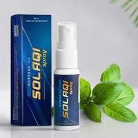 SOLAQI SPRAY... 100% asli herbal, BPOM solusi pria