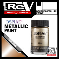 DSPIAE METALLIC PAINT ROSE GOLD AIRBRUSH SM-05