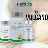 ready...paket volcano vitaliz asli 100% vitalin zinc munchord