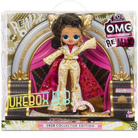 LOL Surprise! OMG Remix 2020 Collector Edition Jukebox B.B. With Token
