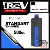 DSPIAE STANDART THINNER 500 AIRBRUSH