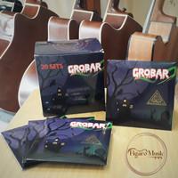 Senar Gitar Akustik Merk GROBAR .09-.42 - 1 Set