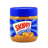 Skippy Peanut Butter Chunky / Selai Roti - 340gr