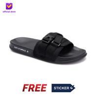 Sandal Pria Slide Footstep Footwear - Capsule type 0.2
