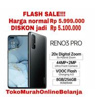 Oppo Reno 3 Pro RAM 8/256 Ram 8GB Rom 256GB Garansi Resmi - Hitam