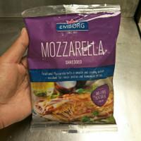 Emborg Mozzarella Shredded 200g