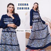 Daster Arab Zanika by Zeera Original / Baju Wanita / Baju Tidur