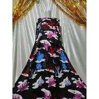 Gamis Kaktus Wanita Terbaru Fit XL Busui Umbrella