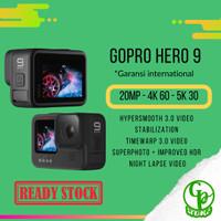 GoPro HERO 9 Black / Go Pro HERO 9 Black 5K Action Camera Black