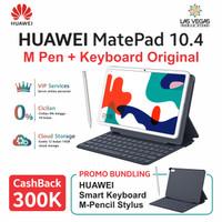 Huawei Matepad 10.4 inch Tablet 4GB/64GB + M Pen + Smart Keyboard