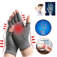 Sarung Tangan Terapi - Magnetic Therapy Tangan Gloves - Hand Support