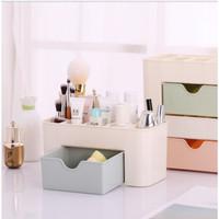Rak Kosmetik Plastik Murah / Tempat Kosmetik / Rak Make Up Serbaguna