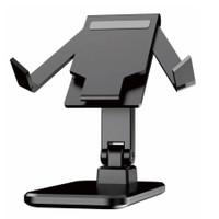 K322 Mobile Pad stand phone holder dudukan meja Foldable lifting