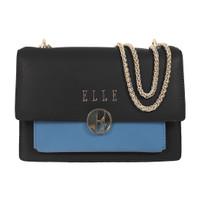 Sling Bag Elle 41142 Black Turquoise