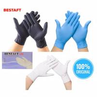 Sarung Tangan Karet Nitrile Medis / Medical Glove Non Powder