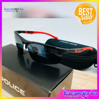 Kacamata Sunglasses Pria Polarized Kacamataku Hitam P1924