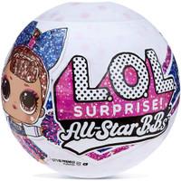 LOL / L.O.L. Surprise! All-Star B.B.s Sports Series 2 Baseball Sparkly