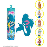 Barbie Color Reveal Mermaid Doll with 7 Surprises - Hot 2020