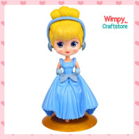 Cake Topper Miniature Cinderella Hiasan Cake Kur Dekorasi Mainan Anak