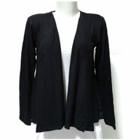Cardigan/Outer Wanita Tangan Panjang(Size L)-Bahan Spandek Rayon