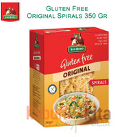 San Remo Gluten Free Original Spirals 350gr
