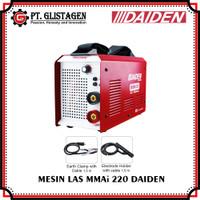 Mesin Las Listrik Welding Inverter Travo Trafo Las MMAi 220 Daiden