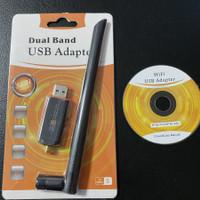 UAC13 Usb wifi adapter 1200Mbps USB 3.0 5dBi Antenna Dual Band 2.4G/5G