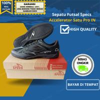 Sepatu Olahraga Pria Futsal Specs Accelerator Satu Pro IN Murah IC2