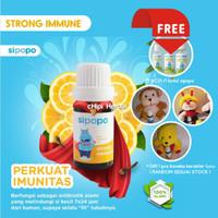 [Bonus VCO+] Sipopo Kids Essential Oil - Strong Immune 100℅ Original