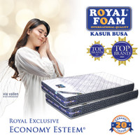 Kasur Busa Royal Exclusive Economy Esteem - 100 X 200