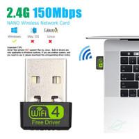 USB WIFi WIRELESS Automatic Installation Network Card Driver free NO