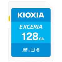 Kioxia SD Card 128GB Exceria class 10 UHS-1 Read up to 100Mb/s
