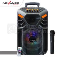ADVANCE K881N Bluetooth Speaker + Mic