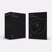 BTS Love Yourself Tear Album 1 Set (4 Version) Official Korea