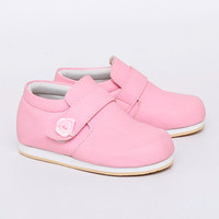 AEMCAZU 0049 - Sepatu Bayi 1 2 3 Tahun Anak Perempuan / Boots Pink
