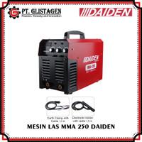 Mesin Las Listrik Welding Inverter Travo Trafo Las MMA 250 Daiden