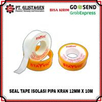 Seal Tape Isolasi Pipa Kran Air Selotip Solasi Drat Fitting Keran Air