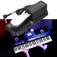 Pedal Sustain Keyboard Cherub WTB-05