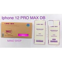 ANTISHOCK LOG ON IPHONE 12 PRO MAX DEPAN&BELAKANG SCREEN PROTECTOR