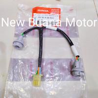 Fiting Lampu Sen Depan New Sonic 150