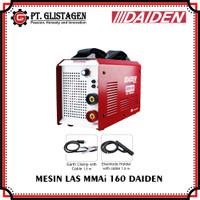 Mesin Las Listrik Welding Inverter Travo Trafo Las MMAi 160 Daiden