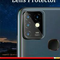 Infinix Hot 10 Tempered Glass Kamera Anti Gores Pelindung Kamera