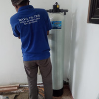 Filter Air PAM/Sumur Bor Paket 1Tabung 1054