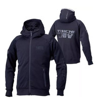 TAICHI JACKET RSJ316 AIR TRACK PARKA | BLACK | JACKET MOTOR