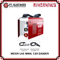 Mesin Las Listrik Welding Inverter Travo Trafo Las MMAi 120 Daiden