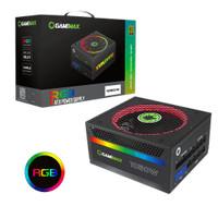 GAMEMAX 1050wtt RGB-1050 MODULAR RGB 80+GOLD PSU