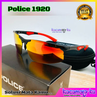 Kacamata Sunglasses Pria P1924 Terminators Lensa Polarized Anti UV