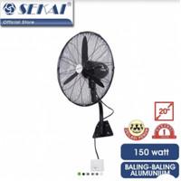 Wallfan Sekai iwf2038 20inch industrial fan